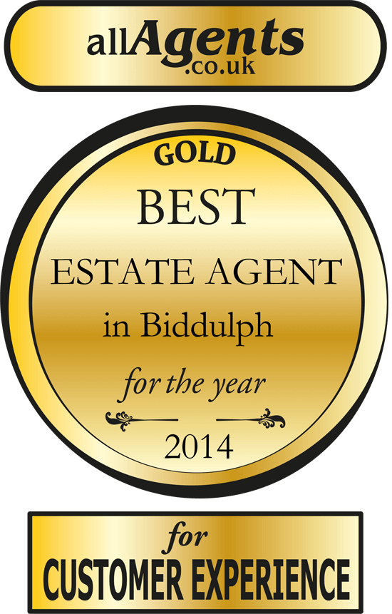 All Agents Gold Biddulph 2014