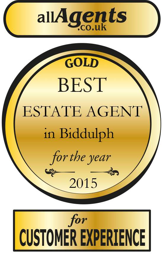 All Agents Gold Biddulph 2015