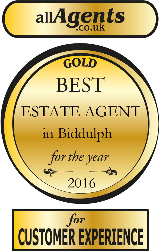 All Agents Gold Biddulph 2016